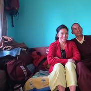 Dhundop and I