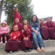 All girls monastery