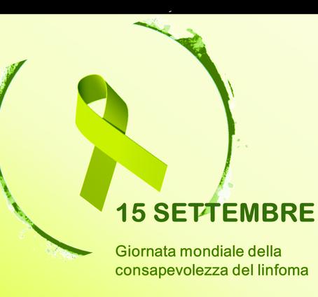 Giornata Mondiale della Consapevolezza Del Linfoma