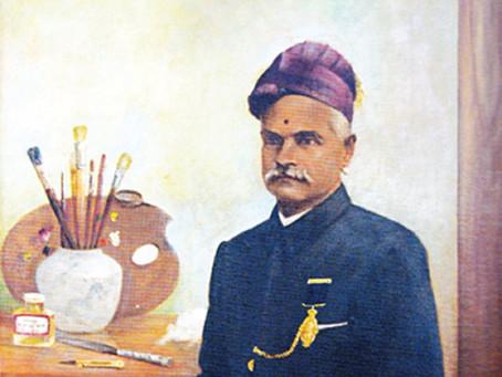 Raja Ravi Varma - The father of Indian Modern Art