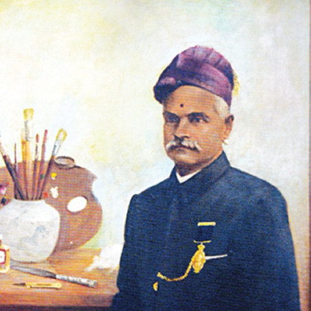 Raja Ravi Varma - The father of Indian Modern Art