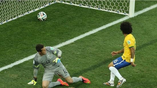 Gol Contra do Marcelo