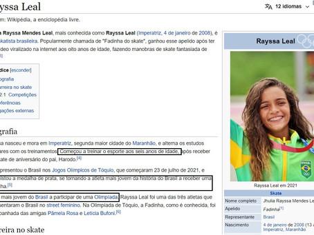 Rayssa Leal (a fadinha do skate) e os ciclos astrológicos da medalha olímpica em Tóquio