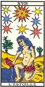 A Estrela (no Tarot): A Clareza da nossa escuridão!