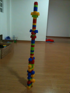 A Torre: uma experiência com minha filha no sábado!