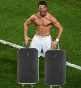 Piada com Cristiano Ronaldo