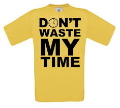 Meetings T Shirt Don't Waste My Time.jpg