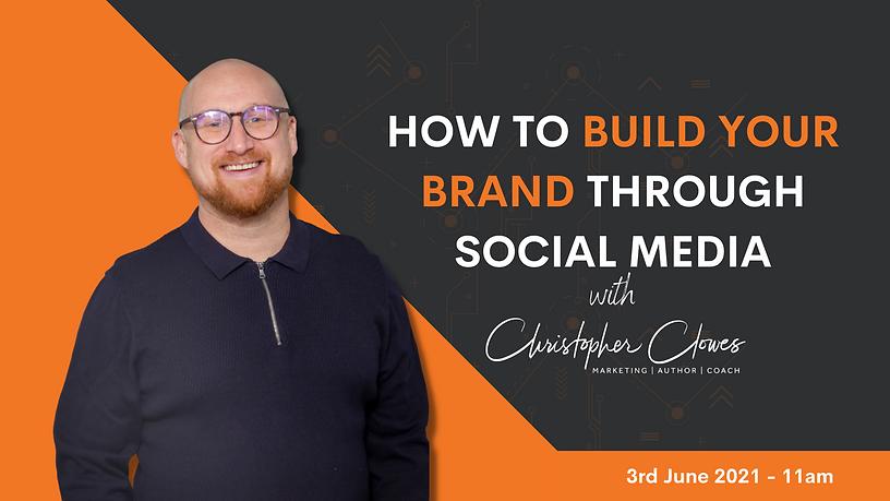 Build your brand through social media.pn