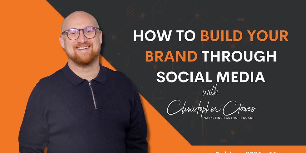 Build Your Brand Through Social Media