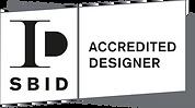 SBID Accredited Designer Logo Landscape_