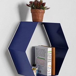 PRODUCT OF THE WEEK: HEXAGON SHELF