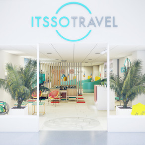 ITS SO TRAVEL AGENCY DESIGN