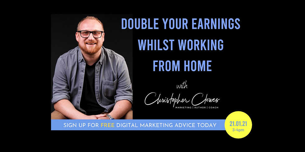 Double Your Income Working From Home