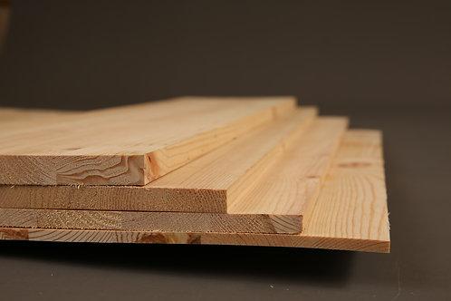 2400x600x9mm Pine Panels (6.5kg)