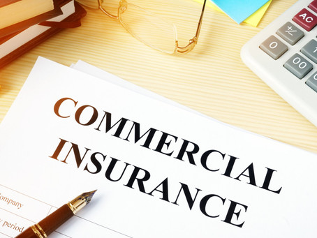 All There Is to Know About Commercial Insurance.