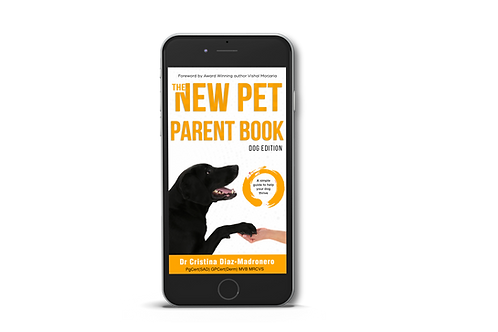 The New Pet Parent - eBook