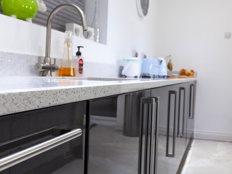 Stone Kitchen Worktops Derbyshire: Top Tips for Utilising the Space in Your Kitchen