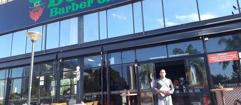 Dublin Barber Club - Mais que uma Barbearia, a casa do homem moderno!