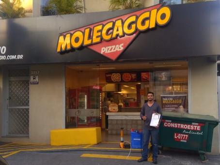 Molecaggio Pizzas