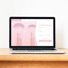Creditcard Checkout Page