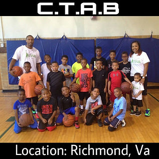 CTAB in richmond training Team Loaded