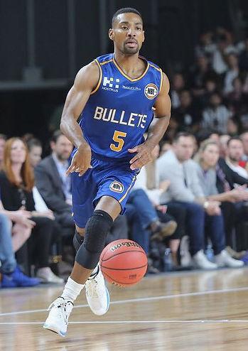 Lance Hurdle professional basketbl player