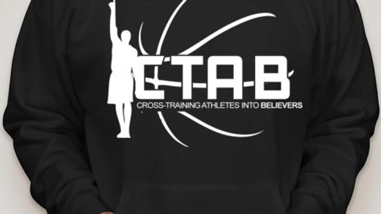 CTAB Original  Logo on Black Hoody
