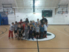 Baroody CTAB Christmas break bball camp