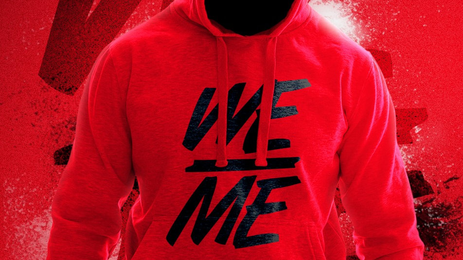 """We over Me"" Hoodies"