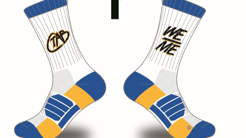 We Over Me Socks