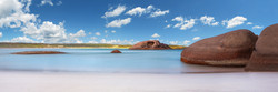 Swim at Twilight beach