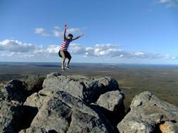 Climb Frenchman's Peak