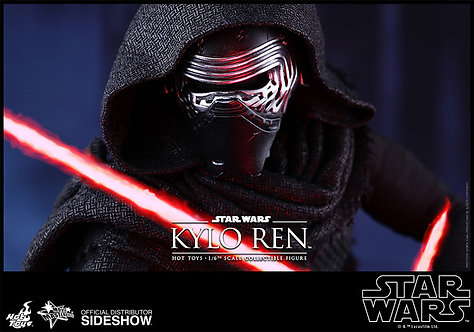 Kylo Ren: The Force Awakens