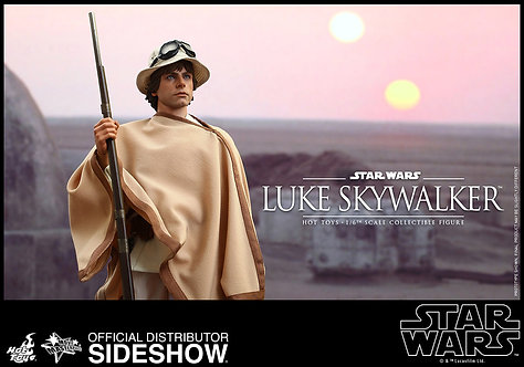 Luke Skywalker: A New Hope