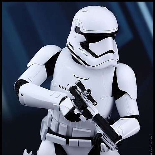 First Order Stormtrooper: The Force Awakens