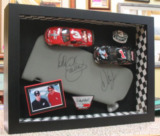 NASCAR Shadowbox