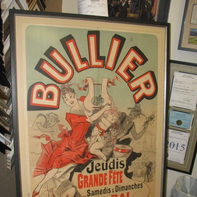 Bullier Vintage Poater