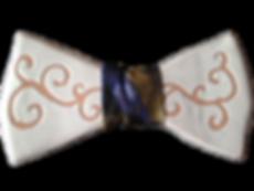 Papillon artigianale maiolica ceramica  italia ariano