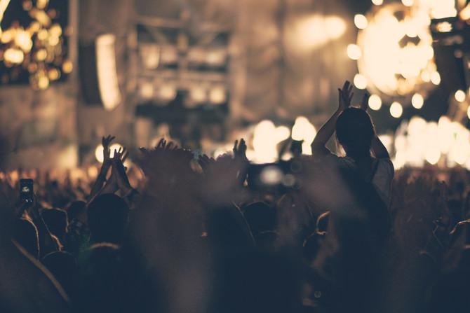 Open'er Festival 2016   no cameras allowed
