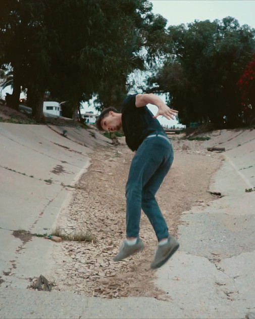 Flippin in Morocco