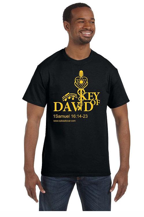 Black TKOD T-Shirt Yellow Letters