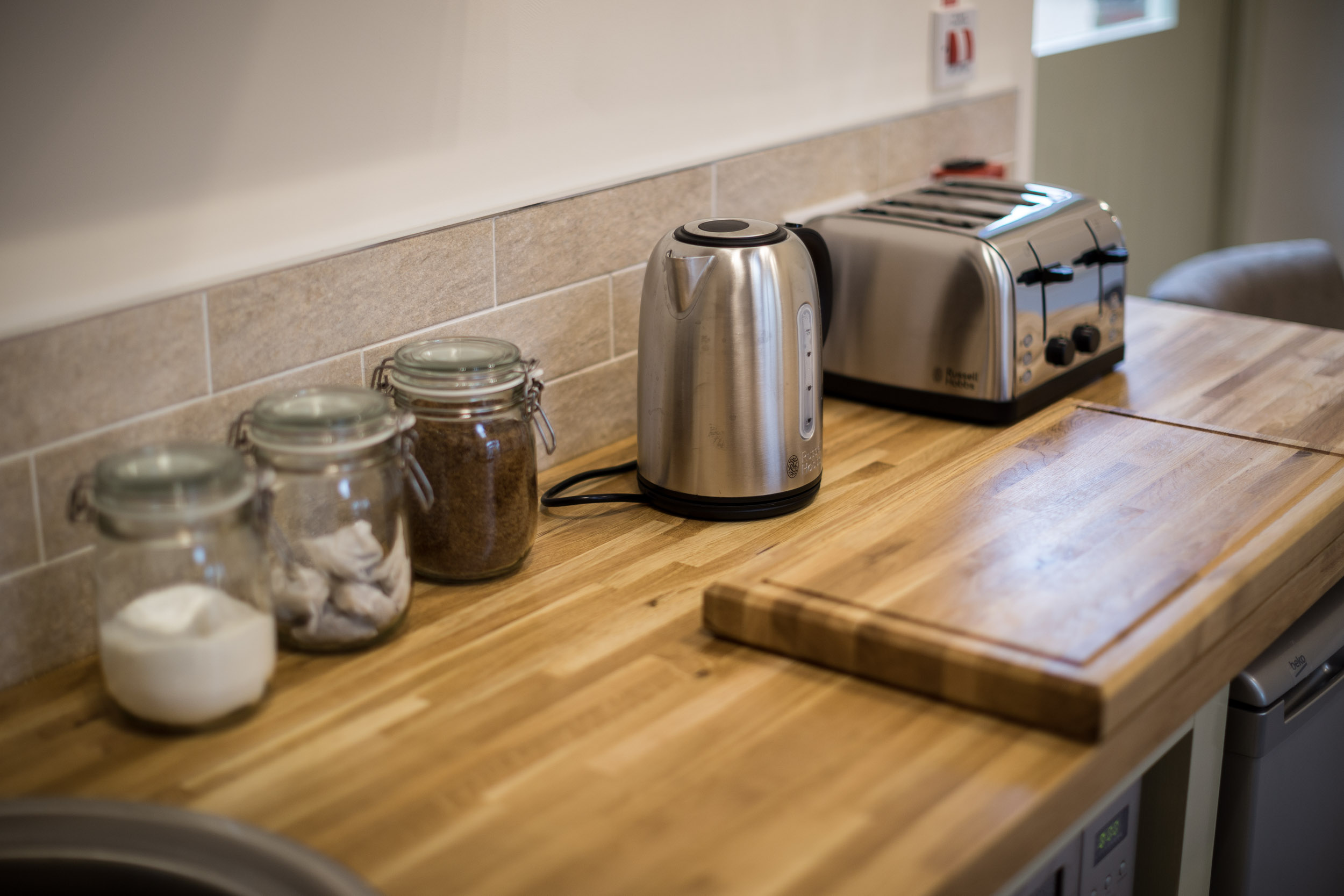 Basic Kitchen Facilities Provided