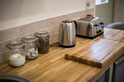 Basic Kitchen Facilities Provided