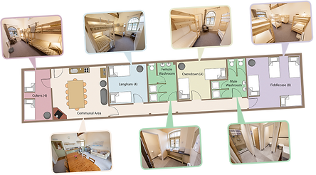 Bunkhouse Layout Plan