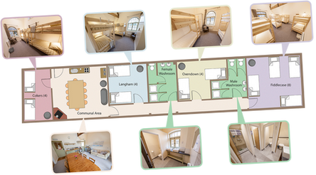 Bunkhouse Layout Plan