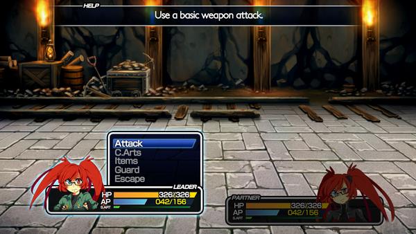 RPG Battle