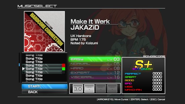 MXRevenge Music Select