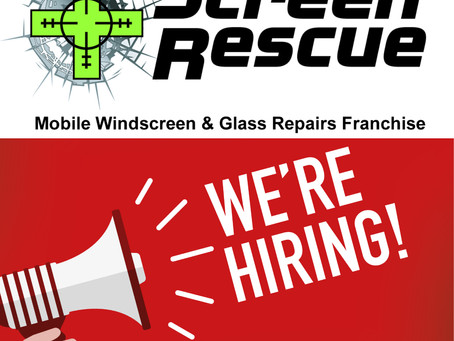 We are hiring! Learn more about joining Screen Rescue Chelmsford.