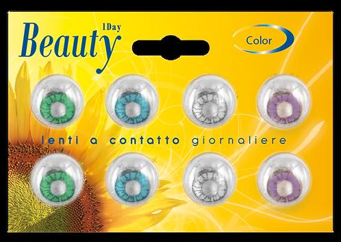 Beauty Giornaliera MIX - confezione 8 lenti