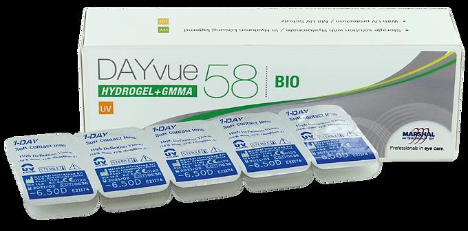 DayVue 58 Bio